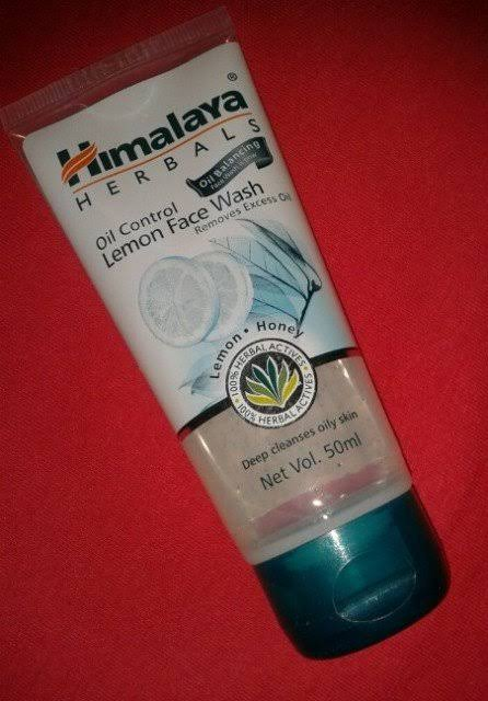 Himalaya Herbals Oil Control Lemon Face Wash (Combination To Oily Skin)-Good-By pragya_sharma