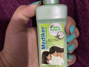 Mediker Natural Anti Lice Treatment Shampoo -Lice shampoo-By shachi_sharma