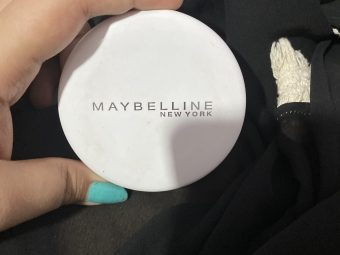 Maybelline New York White Super Fresh Compact pic 1-Everyday compact-By shachi_sharma
