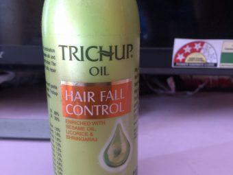 Trichup Hair Fall Control Hair Oil -One of the best hair oil I have used so far-By akriti_rajkumari