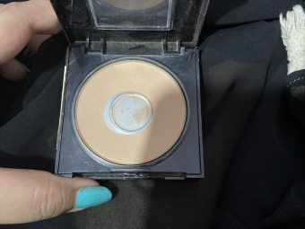 Maybelline Fit Me Matte And Poreless Powder pic 3-All in one compact-By shachi_sharma