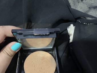 Maybelline Fit Me Matte And Poreless Powder pic 2-All in one compact-By shachi_sharma