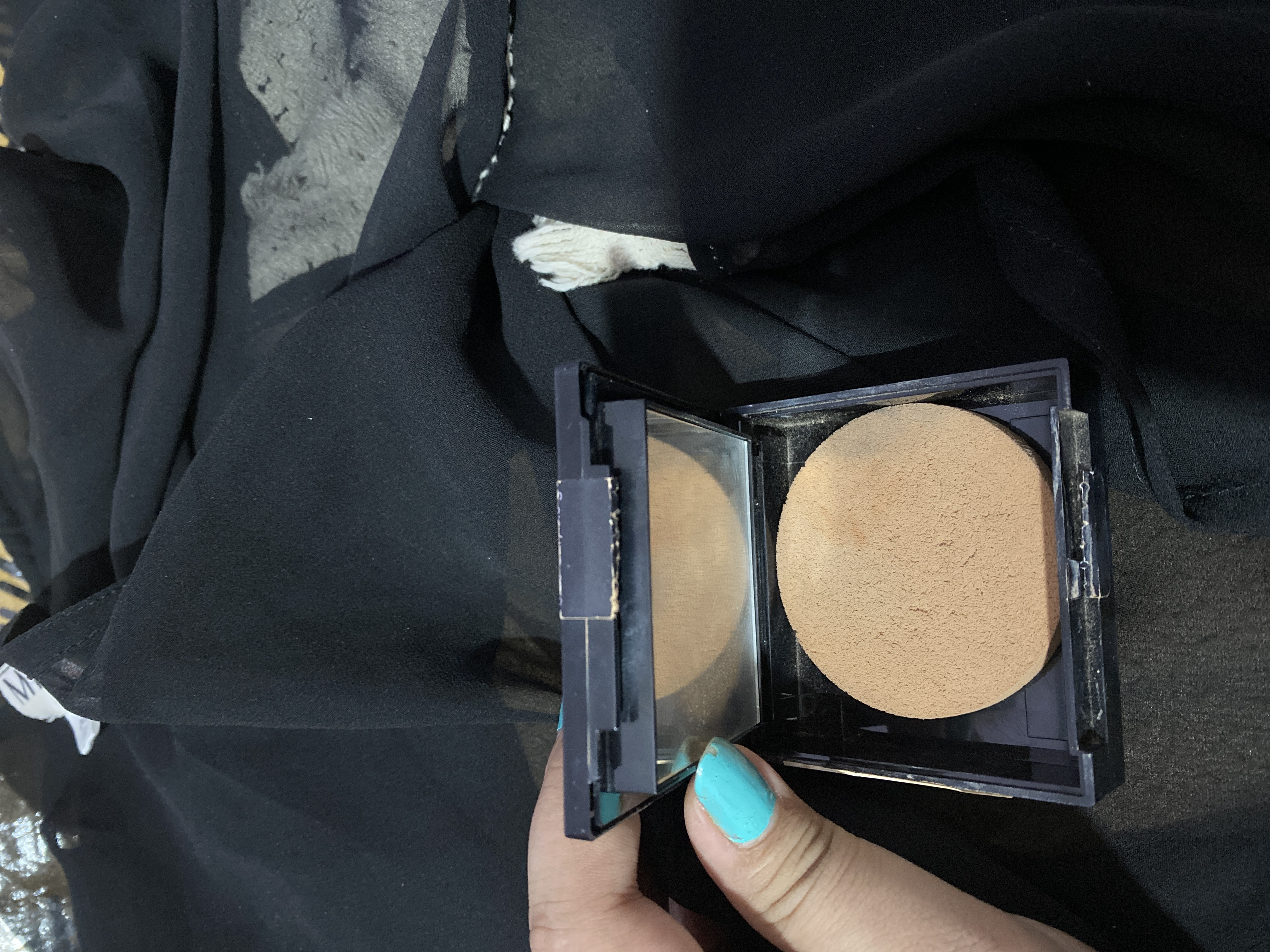 Maybelline Fit Me Matte And Poreless Powder-All in one compact-By shachi_sharma-2