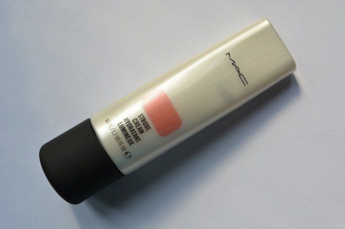 MAC Strobe Cream -Beautiful glow-By makeupfigments