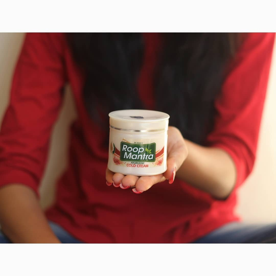 Roop Mantra Cold Cream-The perfect winter skin routine-By exploexplo20-1