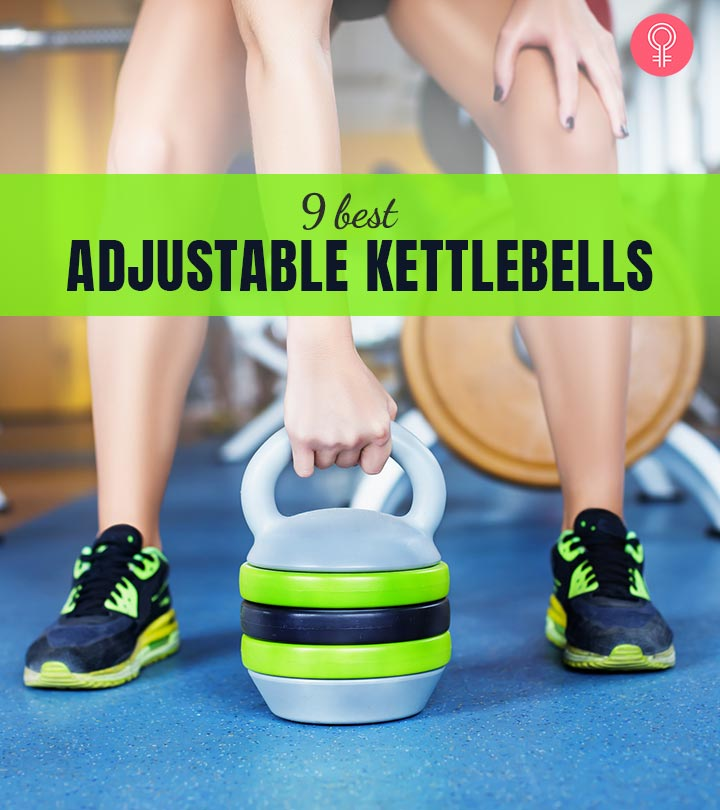 9 Best Adjustable Kettlebells