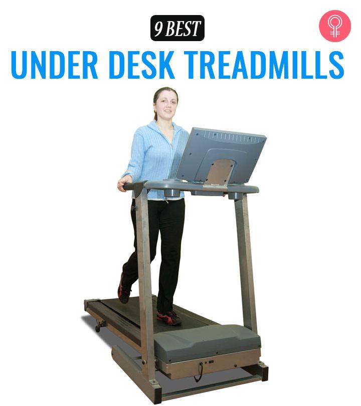9 Best Under Desk Treadmills