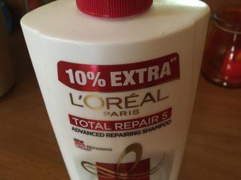 L'Oreal Paris Total Repair 5 Advanced Repairing Shampoo -Must Buy Product-By lata_