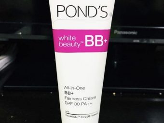Pond's White Beauty BB+ Fairness Cream pic 3-Instant spot coverage-By misspreet