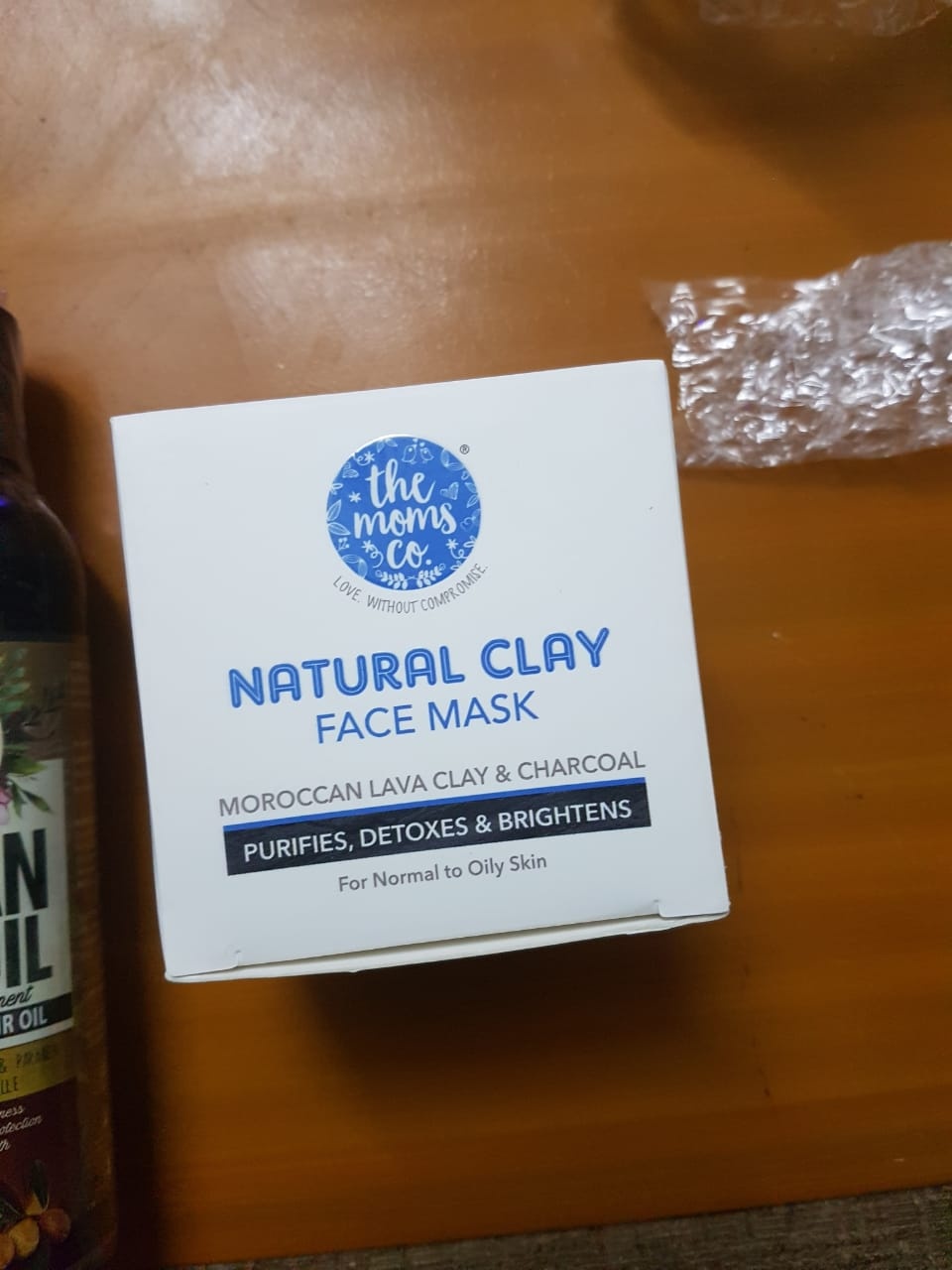 The Moms Co. Natural Clay Face Mask-My All heart goes up and down-By shifa15
