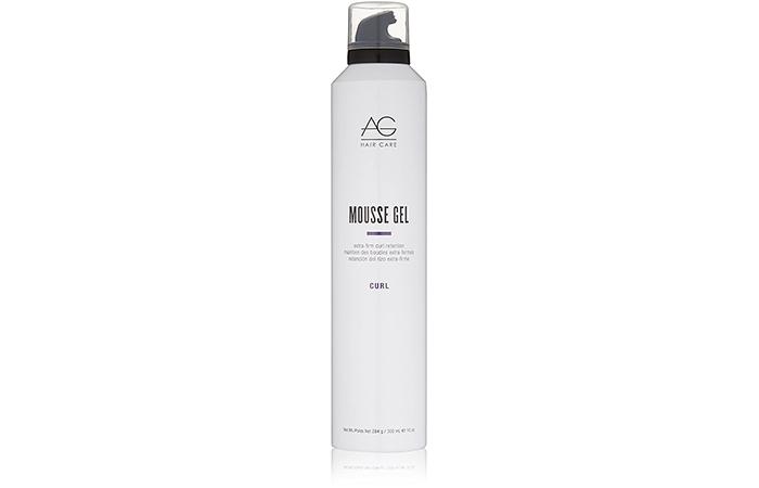 AG Hair Curl Mousse Gel