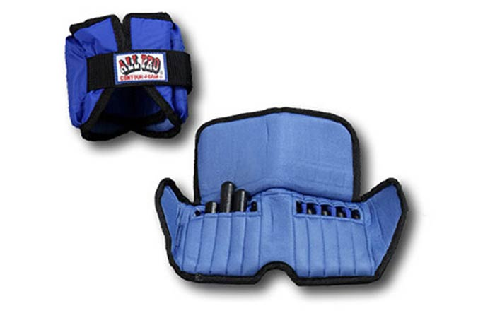 All-Pro Adjustable Ankle Weights