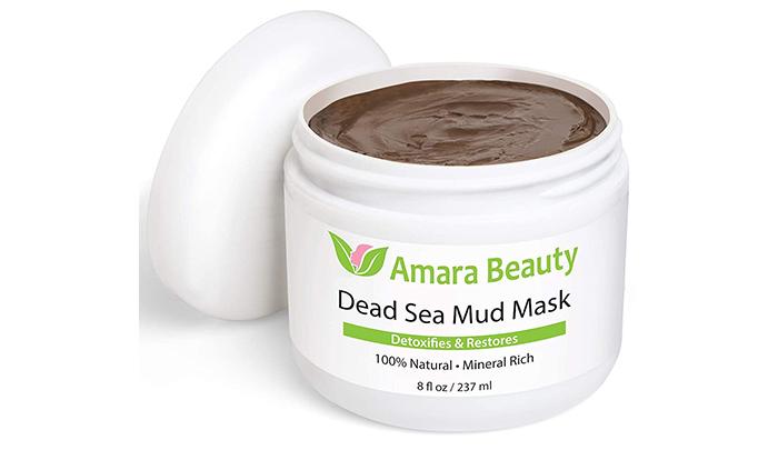 Amara Beauty Dead Sea Mud Mask