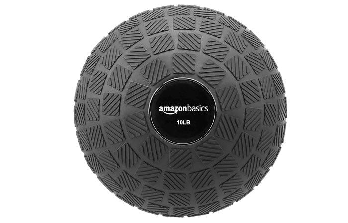 AmazonBasics Excersize Slam Ball