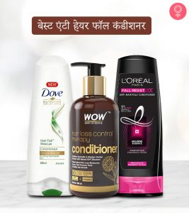Anti Hair Fall Conditioners