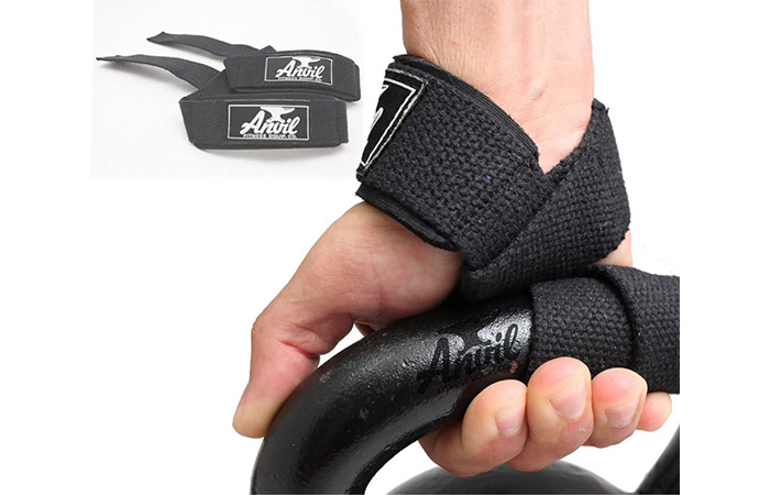 Anvil Fitness Lifting Straps – Best For Building Muscle