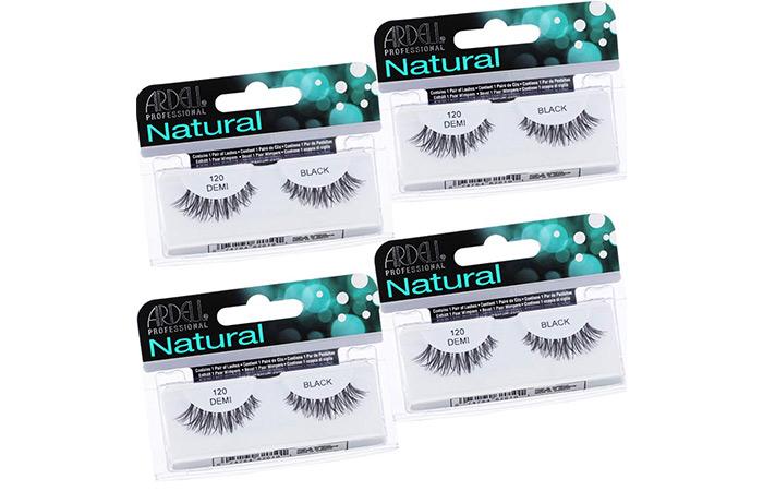 Ardell Natural Demi Black Lashes