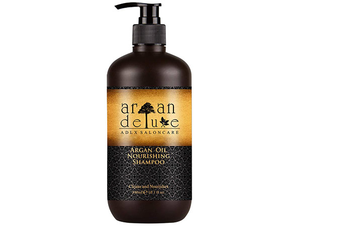 Argon D Lux Professional Argon Oil Nourishing Shampoo