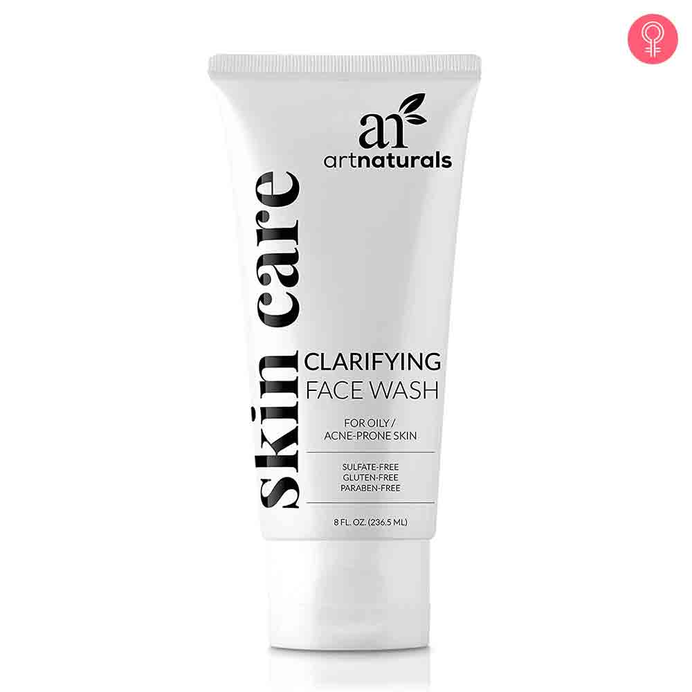Artnaturals Skin Care Clarifying Face Wash