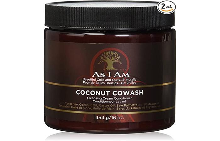 As I Am Coconut Cowash Cleansing