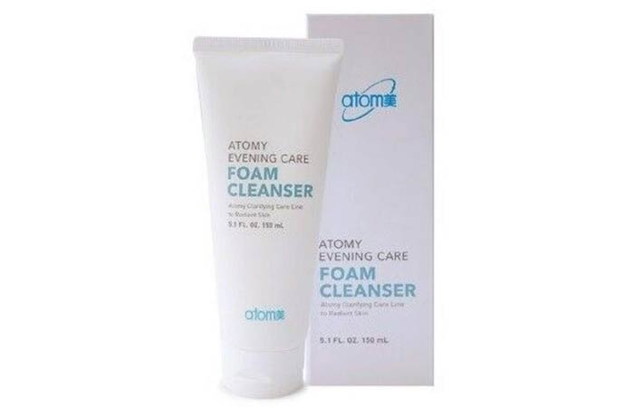 Atomy Evening Care Foam Cleanser