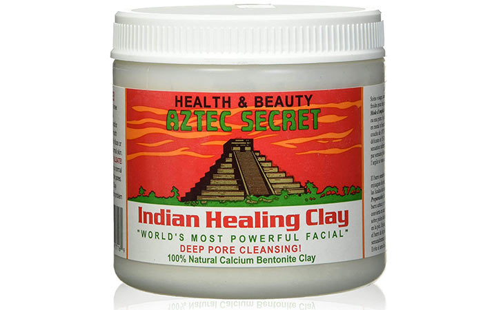 Aztec Secret Bentonite Clay Mask