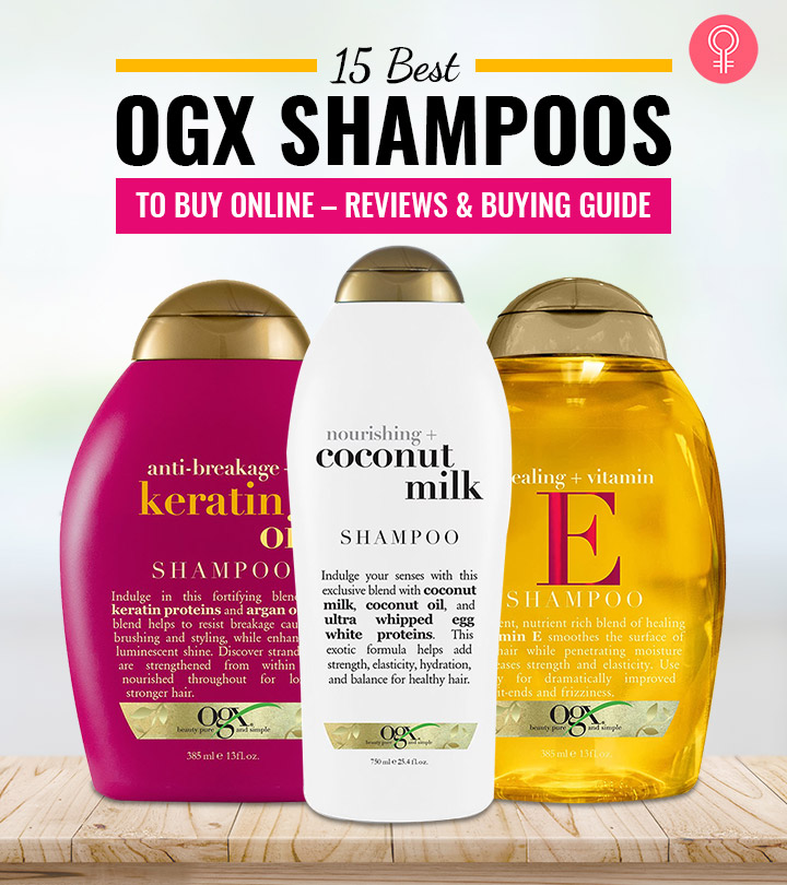 15 Best OGX Shampoos To Buy Online In 2020 – Reviews And Buying Guide