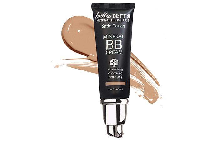 Bella Terra Satin Touch Mineral BB Cream