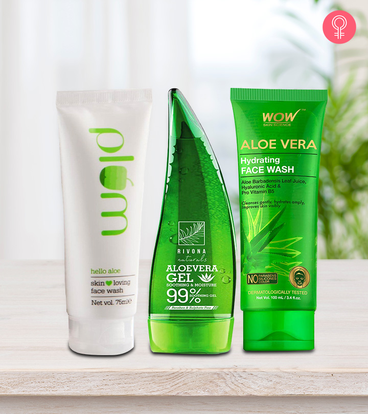Best Aloe Vera Face Wash