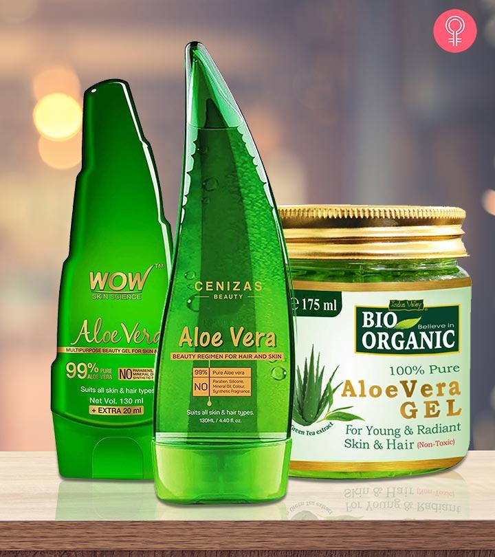 ১৭টি সেরা অ্যালো ভেরা জেল – 17 Best Aloe Vera Gel Names In Bengali
