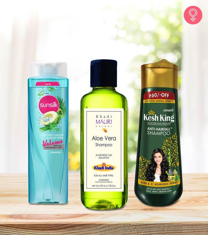 Best Aloe Vera Shampoo Names in Hindi