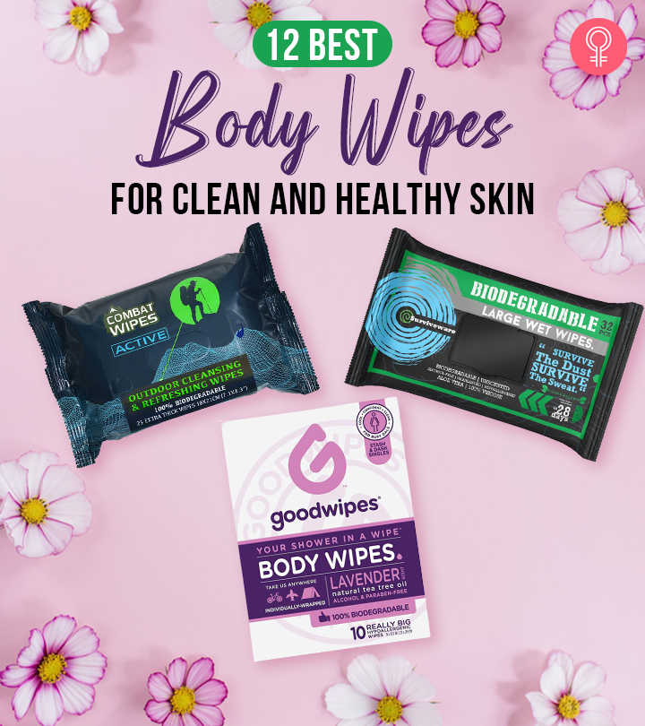 12 Best Body Wipes For Clean And Healthy Skin