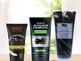 Best Charcoal Face Mask Names in Hindi