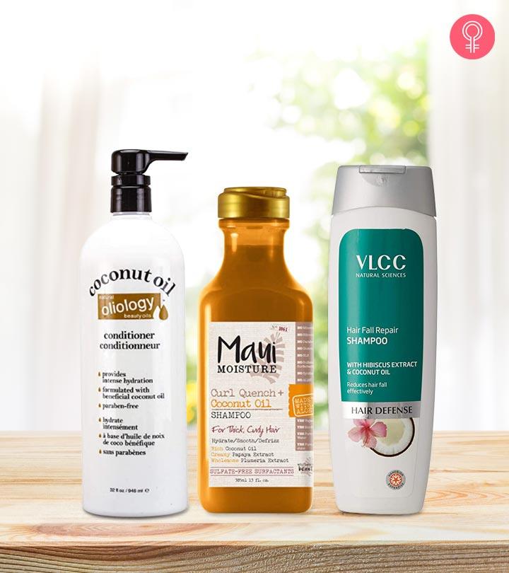 Best Coconut Oil Shampoo Names in Hindi