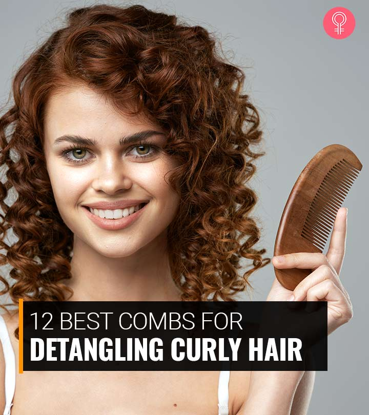 Best Combs For Curly Hair – Our Top 12 Picks