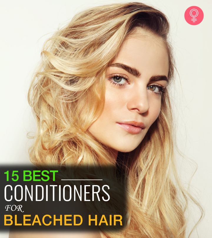 15 Best Conditioners For Bleached Hair (2020) – A Complete Buying Guide