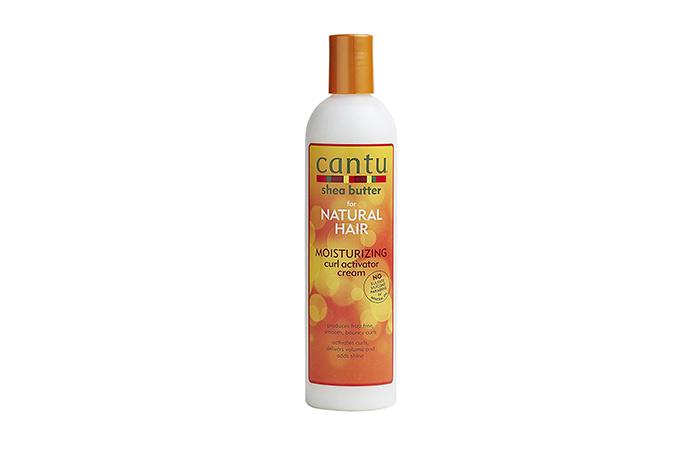 Best Curl Enhancing Cream Cantu Shea Butter for Natural Hair Moisturizing Curl Activator Cream