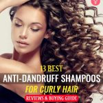 Best Dandruff Control ShampoosForCurly Hair