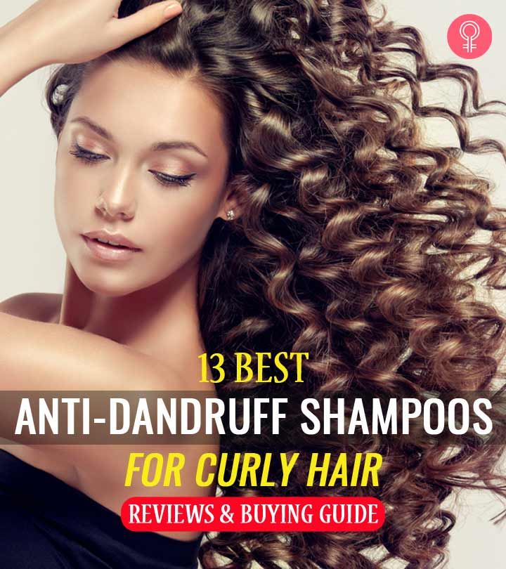 13 Best Dandruff Control Shampoos For Curly Hair – Reviews And Buying Guide