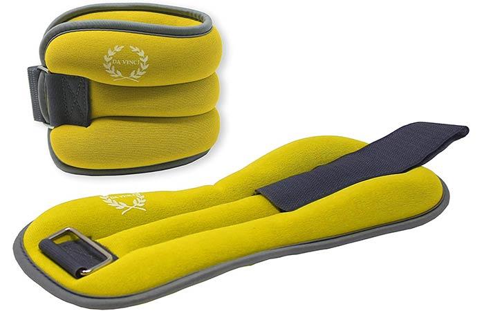 Best Design DA VINCI Adjustable Ankle Weights