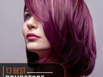 Best Drugstore Purple Hair Dyes