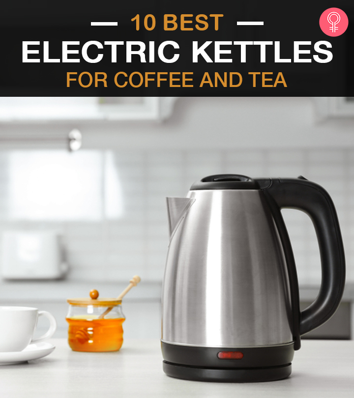 10 Best Electric Kettles For Coffee And Tea – 2020