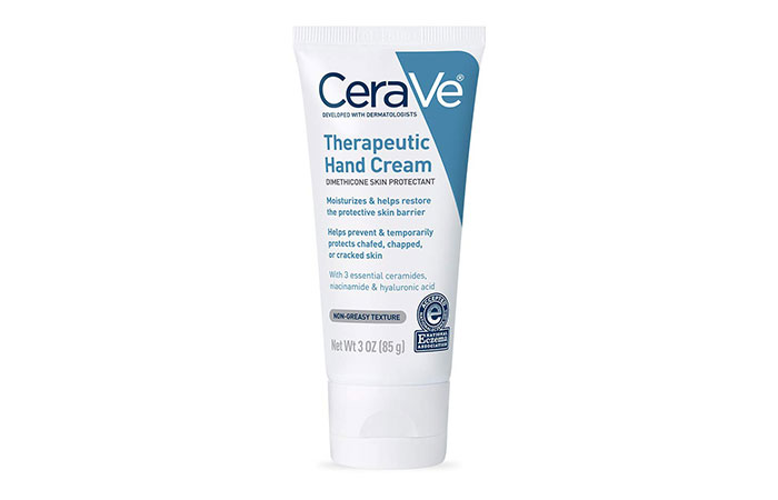 Best Fast-Absorbing CeraVe Therapeutic Hand Cream
