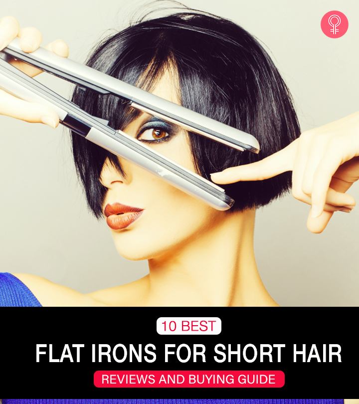 10 Best Flat Irons For Short Hair – Reviews And Buying Guide