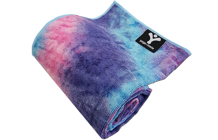 Best For Hot Yoga: YOGA-MATE Yoga Towel