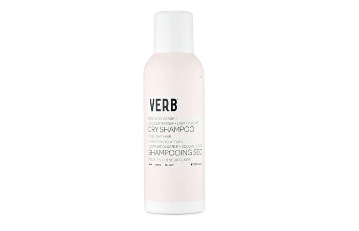 Best Gentle Dry Shampoo