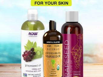 Best Grapeseed Oils For Your Skin