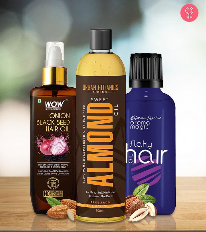 চুলের জন্য ১৭টি সেরা তেল  – Best Hair Oil Names In Bengali