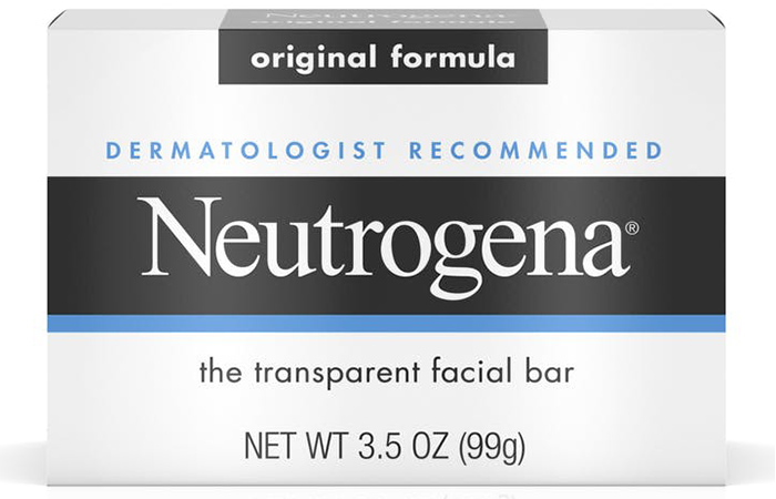 Best Hydrating: Neutrogena Transparent Soap Bar