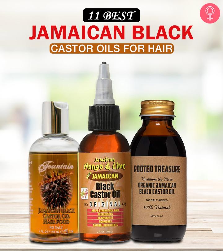 11 Best Jamaican Black Castor Oils For Hair